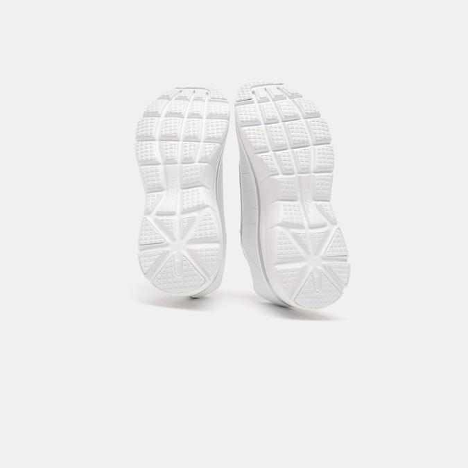 Baskets femme skechers, Blanc, 501-1744 - 19