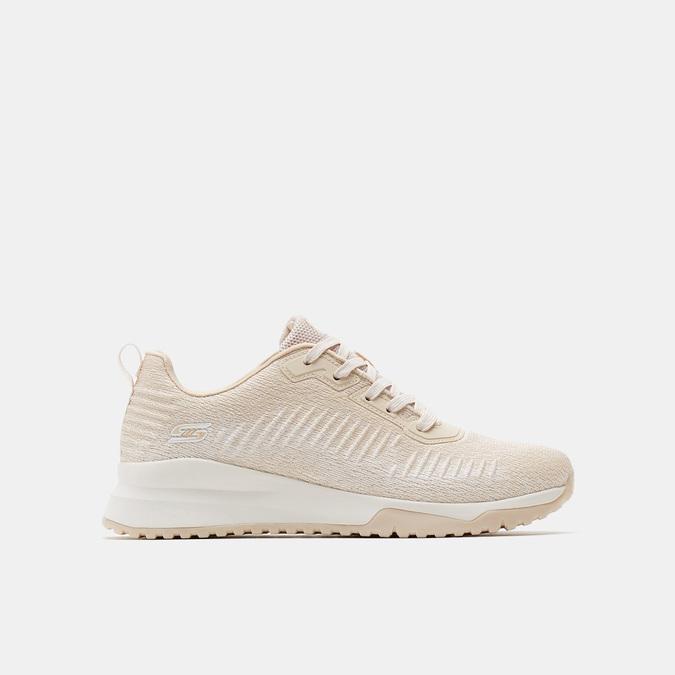Baskets femme skechers, Beige, 509-3108 - 13