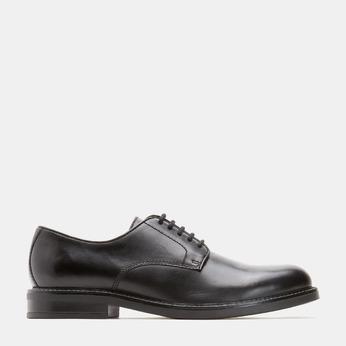 chaussures basses en cuir homme bata, Noir, 824-6264 - 13