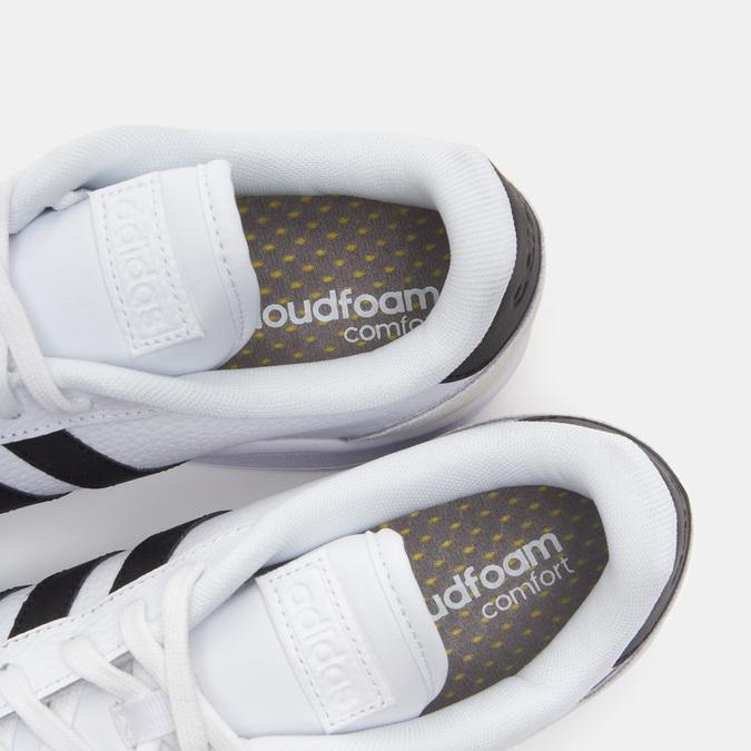 Tennis homme adidas, Blanc, 801-1292 - 17