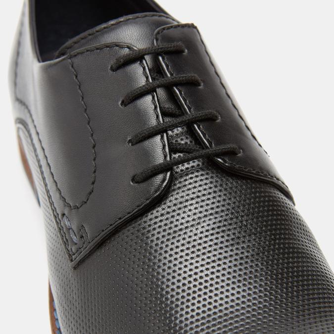 Chaussures à lacets homme bata, Noir, 824-6975 - 26