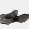Sandales à dessus perforé bata, Noir, 721-6269 - 17
