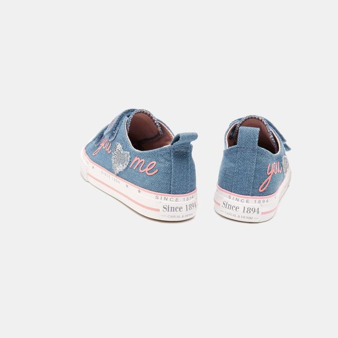Baskets enfant mini-b, Bleu, 329-5111 - 15