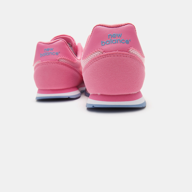 Baskets enfant new-balance, Rose, 309-5276 - 17