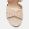 Sandales à bride autour de la cheville bata, Rouge, 769-5891 - 26