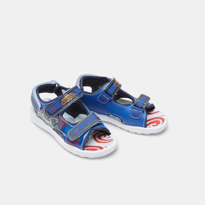 Sandales garçon Gormiti gormiti, Bleu, 261-9223 - 26