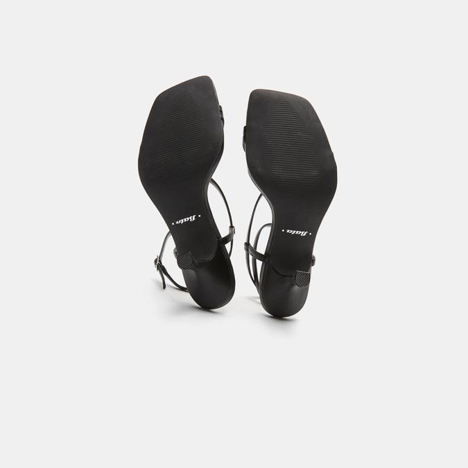 Sandales à bride bata-rl, Noir, 761-6853 - 17