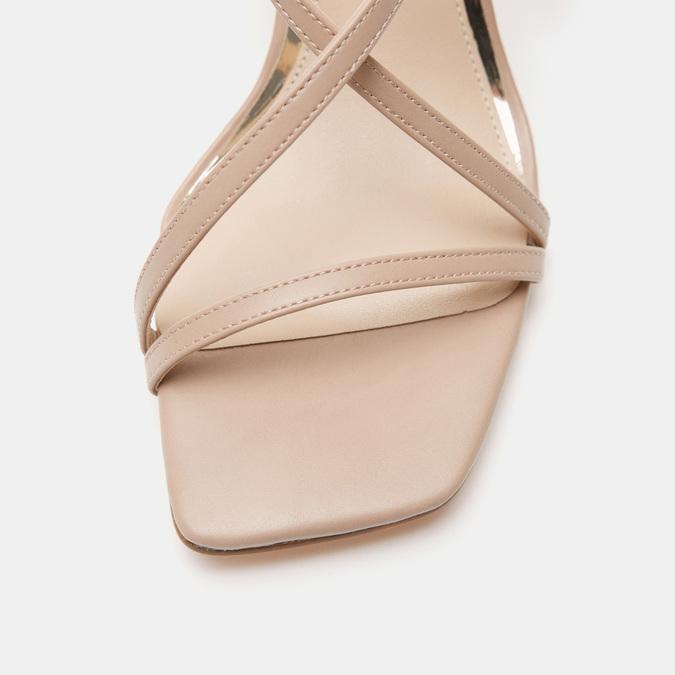 Sandales à bride bata-rl, Rose, 761-5853 - 26