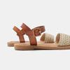 Sandales fille mini-b, Blanc, 361-1430 - 19