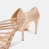 Sandales à talon aiguille bata-rl, Rose, 761-5854 - 15