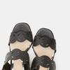 Sandales à talon large bata, Noir, 761-6860 - 17