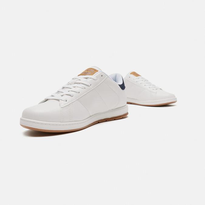 Tennis homme levis, Blanc, 841-1294 - 19