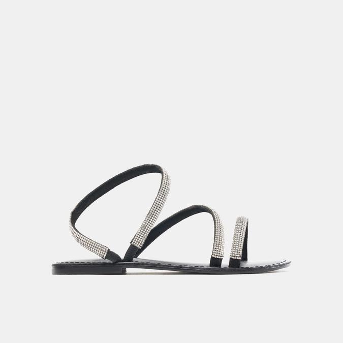 Sandales femme bata, Noir, 564-6798 - 13