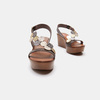 Sandales à plateforme bata-rl, Brun, 764-4990 - 19