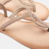 Sandales femme bata, Rose, 564-5797 - 16