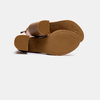 Sandales à talon bata, Brun, 724-3284 - 15