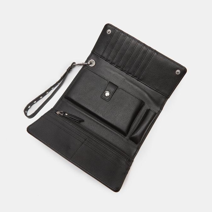 portefeuilles bata, Noir, 941-6128 - 15