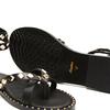 Sandales femme bata, Noir, 564-6841 - 19