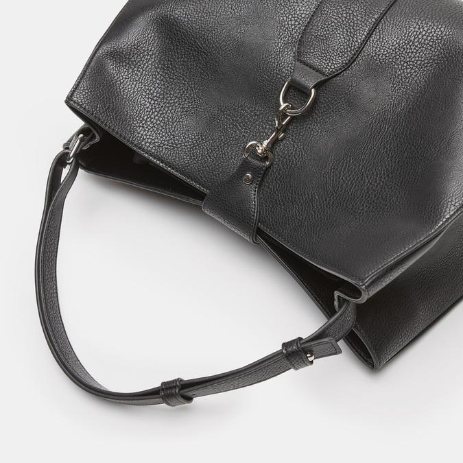 sac femme bata, Noir, 961-6743 - 17