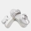 Sandales fille mini-b, Blanc, 361-1411 - 15