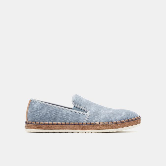 mocassins bata, Bleu, 851-9331 - 13