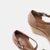 Sandales compensées tommy-hilfiger, Beige, 769-3102 - 17
