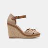 Sandales compensées tommy-hilfiger, Beige, 769-3102 - 13