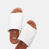 Sandales femme bata, Blanc, 564-1908 - 17