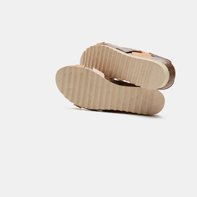 Sandales femme weinbrenner, multi couleur, 564-0906 - 17