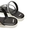 Sandales à bride bata, Noir, 571-6681 - 15