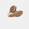 Sandales compensées bata, Bleu, 769-9871 - 17