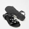 Sandales à bride bata, Noir, 564-6915 - 19