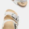 Sandales fille mini-b, Argent, 361-2434 - 16