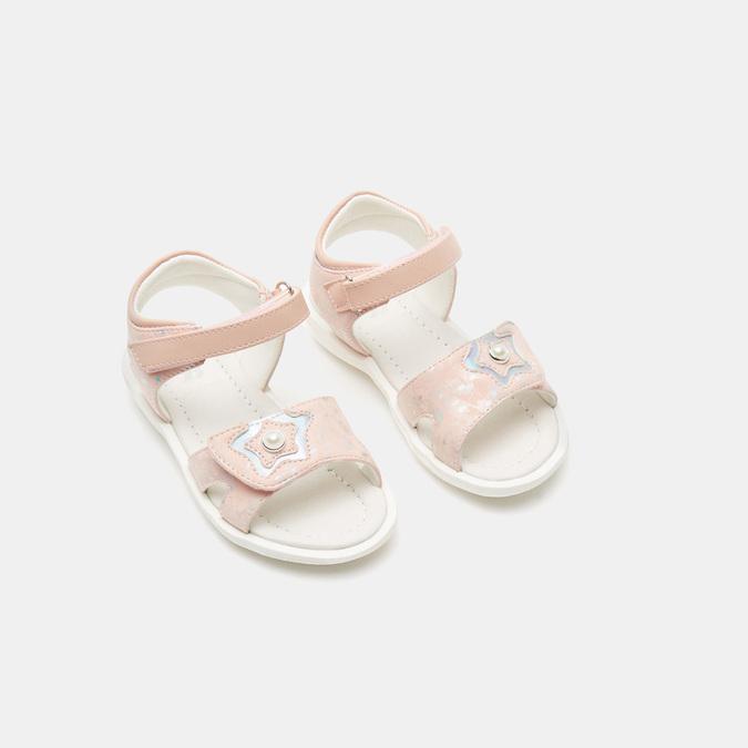 Sandales fille mini-b, Rose, 261-5268 - 19