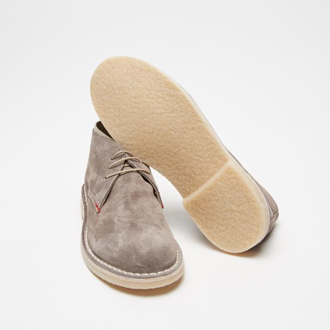 Desert Boots homme bata, Gris, 896-2591 - 19