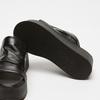 Sandales à plateforme bata, Noir, 764-6965 - 19