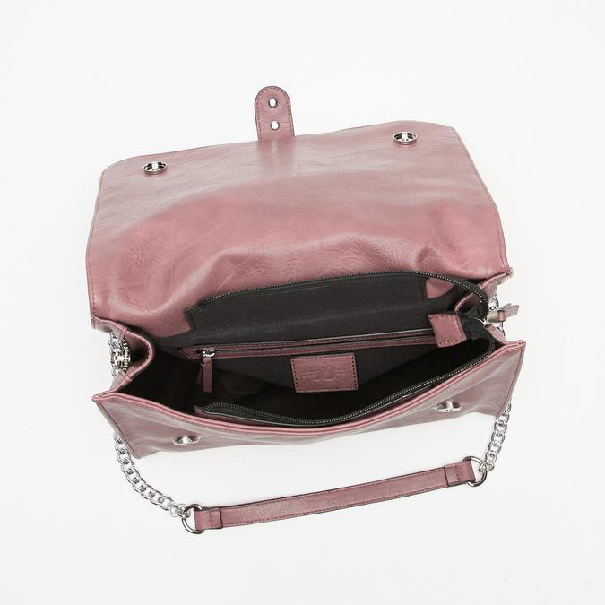 sac à bandoulière cloutée bata, Rose, 961-5247 - 17