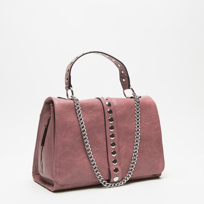 sac à bandoulière cloutée bata, Rose, 961-5247 - 15