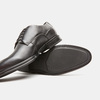 chaussures basses en cuir homme bata-24h, Noir, 824-6110 - 15