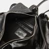 sac à dos à fermeture éclair femme bata, Noir, 961-6311 - 17