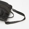 Sac à dos en tissu clouté bata, Noir, 969-6109 - 15
