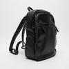 sac à dos à triple fermeture éclair bata, Noir, 961-6367 - 15