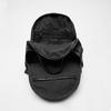 sac à dos en cuir éco matelassé bata, Noir, 961-6807 - 17