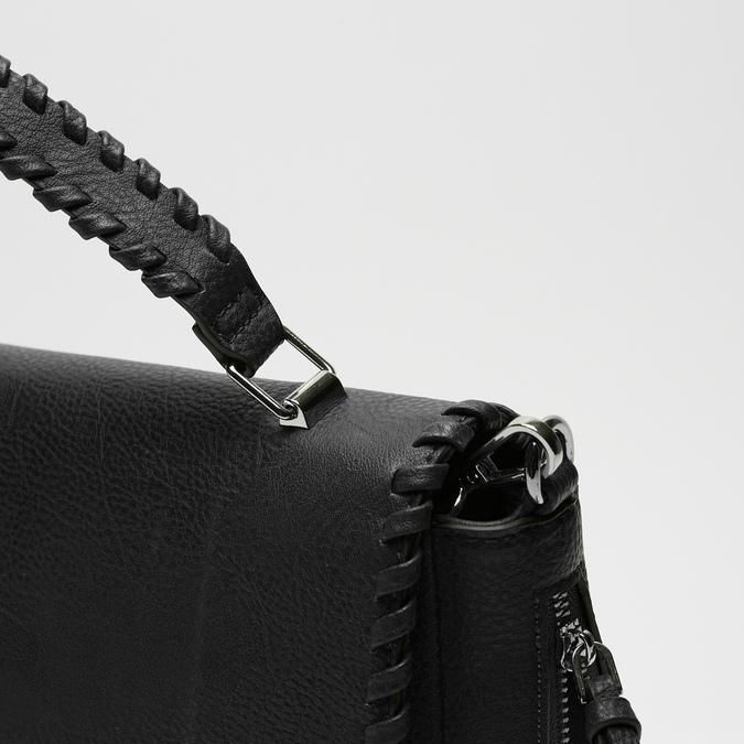 sac à main à glands bata, Noir, 961-6198 - 16