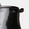 bottines à effet brillant et semelle track mini-b, Noir, 391-6180 - 26