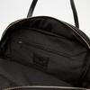 sac à dos à effet matelassé femme bata, Noir, 961-6350 - 17