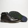 bottines en cuir homme bugatti, Gris, 894-2359 - 19