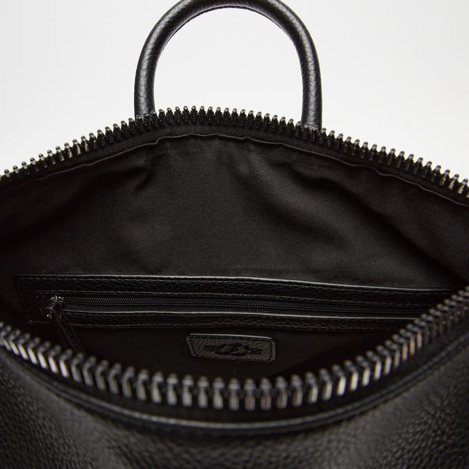 sac à dos à détails cloutés femme bata, Noir, 961-6478 - 17