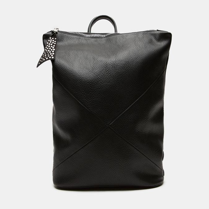 sac à dos à détails cloutés femme bata, Noir, 961-6478 - 13