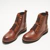bottines en vrai cuir bata, Brun, 594-4849 - 26